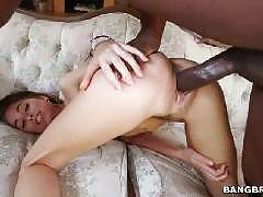 Riley Reid takes some big black cock