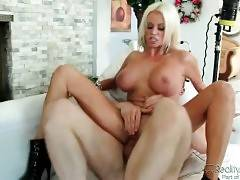 Sweet Staci Silverstone And Horny Couple 3