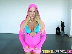 Super sweetness. Britney Young Lexington Steele